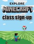 Minecraft Class Spring 2015