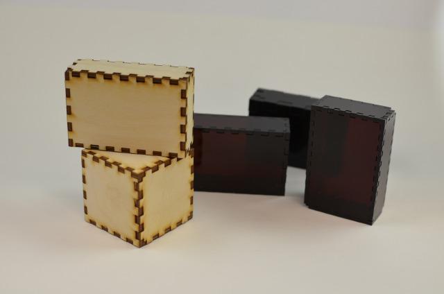 Pressfit boxes