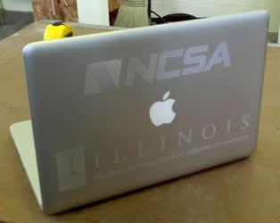 laser engrave macbook pro